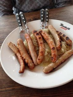 Wursts... | Yelp Continental Europe, Heart Of Europe, Sausage, Bacon, Germany, Breakfast, Recipes, Food, Kitchens