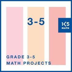 39 math projects with student-friendly rubrics.