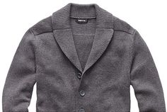 JCP Claiborne Shawl Cardigan - Autumnal Temptations on Dappered.com