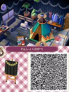 "my-beautiful-animal-crossing: "" aprikokocrossing: ""Not my creation. I want to spread this lovely qr code. my-beautiful-animal-crossing: "" aprikokocrossing: ""Not my creation. I want to spread this lovely qr code. Animal Crossing 3ds, Animal Crossing Qr Codes Clothes, Animal Crossing Pocket Camp, Tier Wallpaper, Code Wallpaper, Animal Wallpaper, Wallpaper Wallpapers, Amazing Animals, Animals Beautiful"