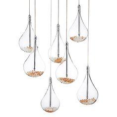 Buy John Lewis Sebastian 7 Light LED Ceiling Light, Chrome Online at johnlewis.com
