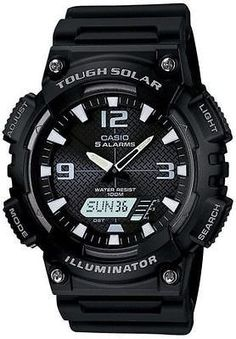 Casio Solar Sports Combo Watch ts1