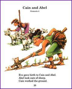 Cain and Abel (Story) - Kids Korner - BibleWise
