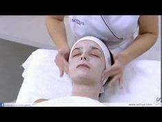 Resurfacing Peeling, Facial Skin Care Treatment by Sothys Paris - YouTube