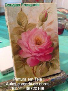 Painting Flower P