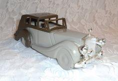 AVON Decanter 1947 Rolls Royce Silver Wraith by MrsFullersAttic