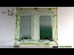 Teste de infusão - Viscosidade - Barracuda Advanced Composites