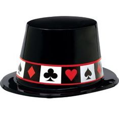 Place Your Bets Casino Top Hat