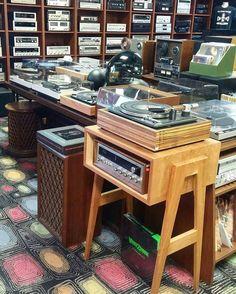 Vintage Audio Love (@vintageaudiolove) en Instagram