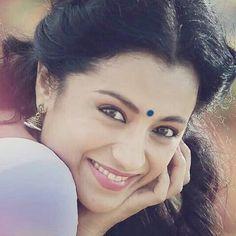 Beautiful Mind, Beautiful Saree, Most Beautiful, Indian Actresses, Actors & Actresses, Trisha Actress, Trisha Photos, Trisha Krishnan, South Indian Actress