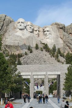 Mt. Rushmore | #myfreedommyfamily