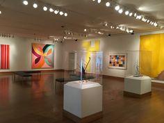 Modern work- Stella to Frankenthaler
