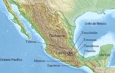 Principales culturas mesoamericanas