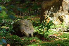 Popular on 500px : the Japanese stone Buddhas warabe jizou by Ganchan