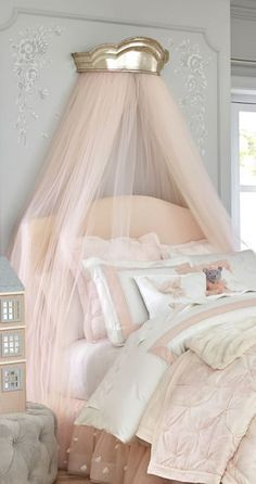 Girls Bedrooms - Monique Lhuillier Bedding Collection