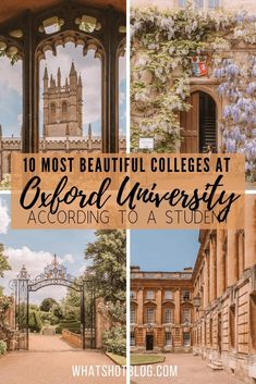 10 Most Beautiful Colleges at Oxford University according to a former Oxford University student. Oxford is one of the most beautiful places in Britain and the architecture here is simply stunning. Check out these beautiful photos of Oxford and find out wh Oxford Student, Oxford College, University Of Oxford, Harvard University, Oxford England, London England, Cornwall England, Yorkshire England, Yorkshire Dales