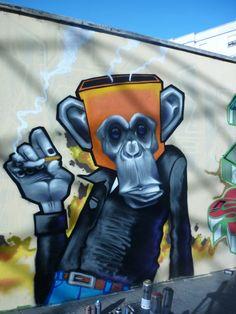 #arturbain #Graffiti #fresque #art #artiste #streetartgalerie www.streetartgalerie.com