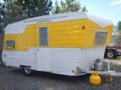 16' Vintage 1957 'Vacation' Travel Trailer - Tin Can Classifieds