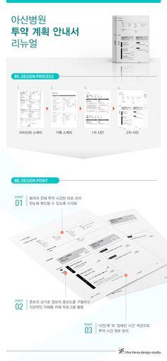 [인포그래픽] 서울아산병원 투약 계획 안내서 리뉴얼