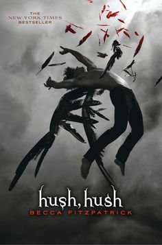 Hush Hush: Book#1 by Becca Fitzpatrick! Just finished this tonight! Such a good book! Can't wait to read the rest! -savannah