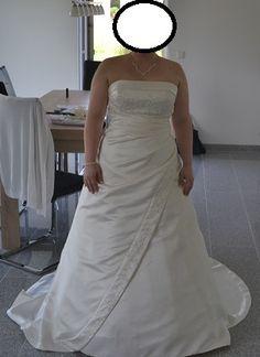 ♥ wunderschönes Lisa Donetti Designer Brautkleid ♥  Ansehen: http://www.brautboerse.de/brautkleid-verkaufen/wunderschoenes-lisa-donetti-designer-brautkleid/   #Brautkleider #Hochzeit #Wedding