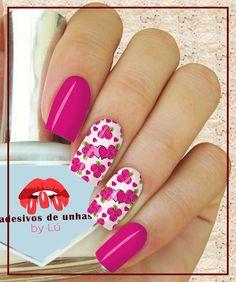 809 Mejores Imágenes De Decoración Uñas Manos Pretty Nails Cute