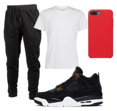 """""""Untitled #15"""" by daylajd on Polyvore featuring Ideology, men's fashion and menswear"""