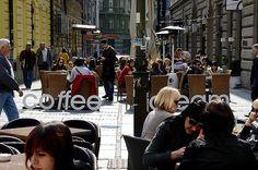 Coffee Dream. Belgrade, Serbia