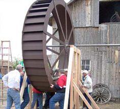 Benson Grist Mill Restoration  Outside Salt Lake City, UT