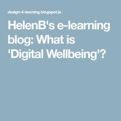 7 Best Digital wellbeing images   Digital, Health, wellbeing