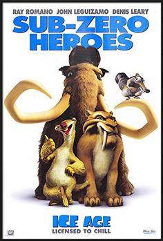 Ice Age Movies, Hd Movies, Movies Online, Movie Tv, Ice Age 4, I Love Series, Blue Sky Studios, Internet Movies, Original Movie Posters