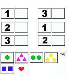 Počty - Sisa Stipa - Picasa Albums Web Kindergarten Math Worksheets, Preschool Lessons, Learning Numbers, Math Numbers, Math Games, Preschool Activities, Math Groups, Math For Kids, Phonics