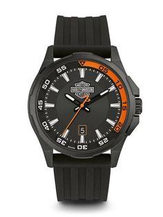 Bulova 78B140 Harley-Davidson Men's Watch