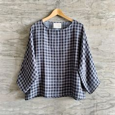 Susan Eastman - Tomiko Tee / Organic Double Gauze / OS Flower Jeans, Patchwork Dress, Kimono Fashion, Long Tops, Contemporary Fashion, Fashion Forward, Organic Cotton, Tees, My Style
