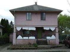 La casa che sorride.. malamente