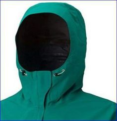 The hood with external adjustment.