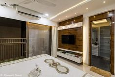 Specialized in residential Interiors Thane, 9 years experience, 300 plus projects completed Luxury Design, Tv Unit Design, Best Interior, Bedroom Design, Residential Interior, Interior, New Homes, Apartment Interior Design, Modern Design
