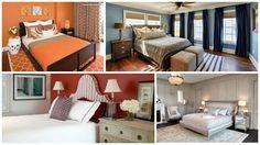 Cele mai potrivite culori pentru dormitor. Care favorizeaza somnul sau mai mult sex