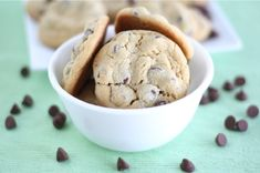 vanilla pudding chocolate chip cookies