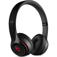 Beats by Dr. Dre Solo2 Wireless Headphones White (410 AUD) ❤ liked on Polyvore featuring accessories and beats by dr. dre