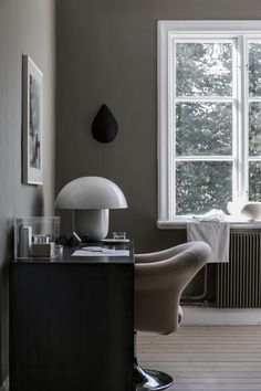 Elin Kickén's home - via Coco Lapine Design blog