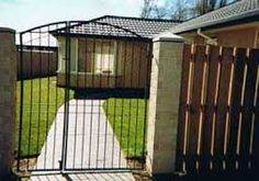 nz residential fencing - Google Search Fencing, Shed, Outdoor Structures, Google Search, Fences, Barns, Sheds