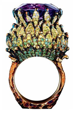 jewellery theater ring
