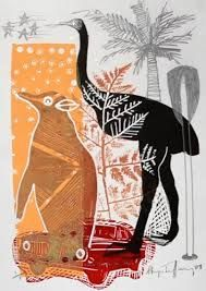 sheyne tuffery Artist Painting, Contemporary Artists, Printmaking, Moose Art, Mural Ideas, Prints, Environment, Students, Animals