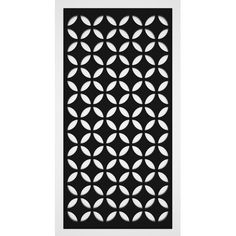 Trex Latticeworks decor panel combines visual innovation with practical solutions which are suitable for use around porches, decks and spas as well as concealment or privacy fencing. These light-weight Decorative Fence Panels, How To Make Headboard, Privacy Panels, Vinyl Decor, Landscaping Supplies, Thing 1, Decks And Porches, Azzaro, Moorish