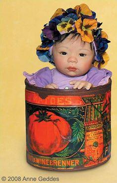 Chloe - Anne Geddes Collection | Masterpiece Dolls