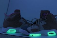 Air Jordan 6 x Nike Air Yeezy 'Net' Custom