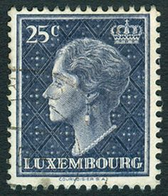 Luxembourg Grande-Duchesse Charlotte 25 centimes