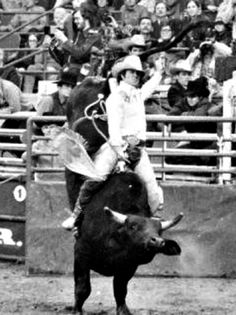 Larry Mahan six time all-arround cowboy