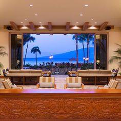 Photo taken at Hyatt Ka'anapali Beach - Maui, Hawaii